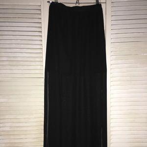 Never Worn H&M Black Skirt Size 2